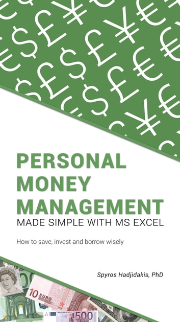 personal money management made simple with ms excel ebook by spyros