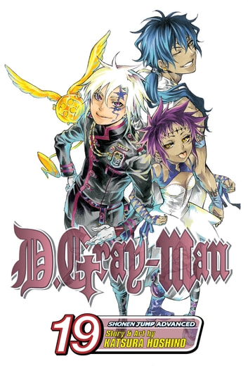 D.Gray-man, Vol. 19 - Born of Love and Hate ebook by Katsura Hoshino