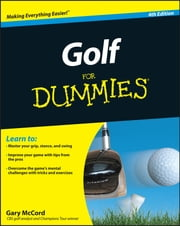 Golf For Dummies ebook by Gary McCord