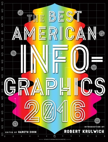 The Best American Infographics 2016 eBook by