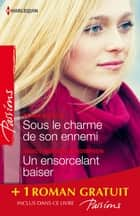Sous le charme de son ennemi - Un ensorcelant baiser - L'invité de l'hiver - (promotion) ebook by Tessa Radley, Nancy Robards Thompson, Barbara Gale
