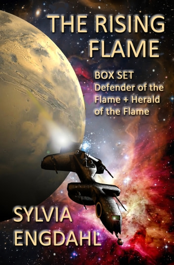 The Rising Flame: Box Set - Defender of the Flame + Herald of the Flame ebook by Sylvia Engdahl