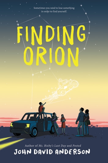 Finding Orion ebook by John David Anderson