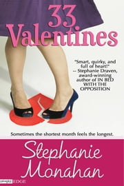 33 Valentines ebook by Stephanie Monahan