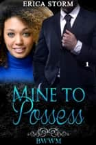 Mine To Possess - Mine To Possess, #1 ebook by Erica Storm