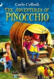 The Adventures of Pinocchio. An Illustrated Story of a Puppet for Kids