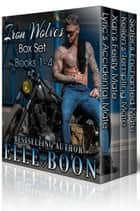 Iron Wolves MC, Books 1-4 - Iron Wolves MC ebook by Elle Boon
