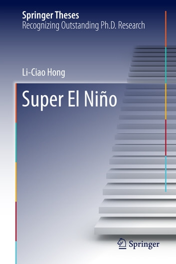 Super El Niño ebook by Li-Ciao Hong