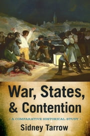 War, States, and Contention - A Comparative Historical Study ebook by Sidney Tarrow