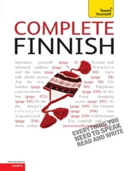 Complete Finnish Beginner to Intermediate Course - Learn to read, write, speak and understand a new language with Teach Yourself ebook by Terttu Leney