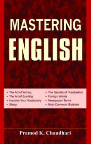Mastering English ebook by Pramod K Chaudhari