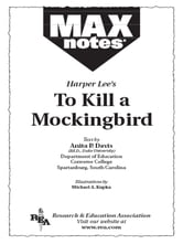 To Kill a Mockingbird (MAXNotes Literature Guides) ebook by Anita Price Davis
