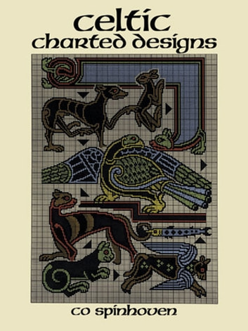 Celtic Charted Designs ebook by Co Spinhoven