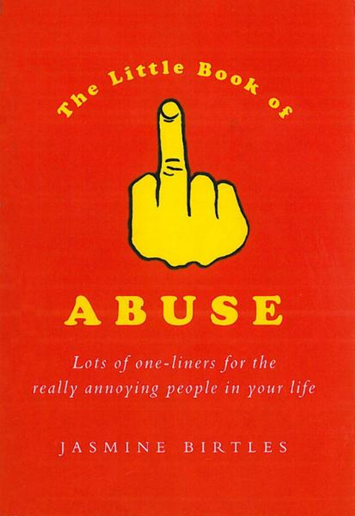 The Little Book Of Abuse Ebook By Jasmine Birtles border=