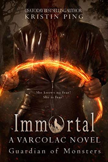 Immortal - Guardian of Monsters ebook by Kristin Ping