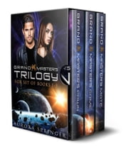 Grand Master's Trilogy - Box set of Books 1-3 ebook by Aurora Springer