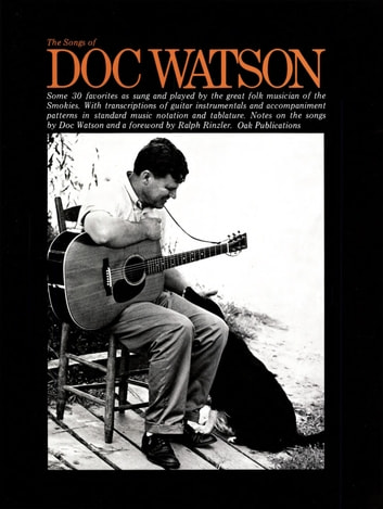 The Songs of Doc Watson ebook by Doc Watson