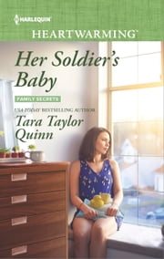 Her Soldier's Baby - A Clean Romance ebook by Tara Taylor Quinn