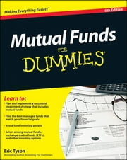 Mutual Funds For Dummies ebook by Eric Tyson