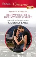 Redemption of a Hollywood Starlet ebook by Kimberly Lang
