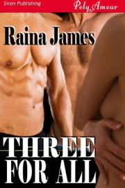 Three For All ebook by Raina James
