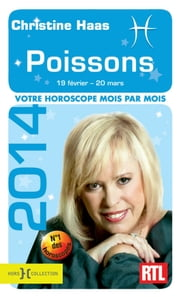 Poissons 2014 ebook by Christine HAAS
