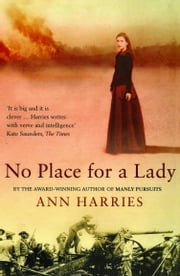 No Place For a Lady ebook by Ann Harries