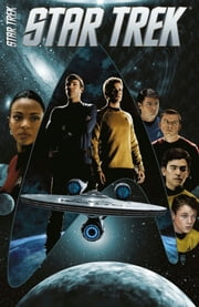 Star Trek Comicband 06: Die neue Zeit 1 ebook by Mike Johnson,Joe Phillips,Joe Corroney