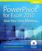 Microsoft PowerPivot for Excel 2010 - Give Your Data Meaning ebook by Alberto Ferrari,Marco Russo