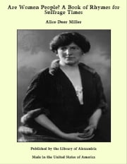 Alice duer miller ebook and audiobook search results rakuten kobo a book of rhymes for suffrage times ebook by alice duer miller fandeluxe Ebook collections