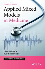 Applied Mixed Models in Medicine ebook by Helen Brown,Robin Prescott