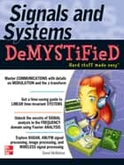 Signals & Systems Demystified ebook by David McMahon