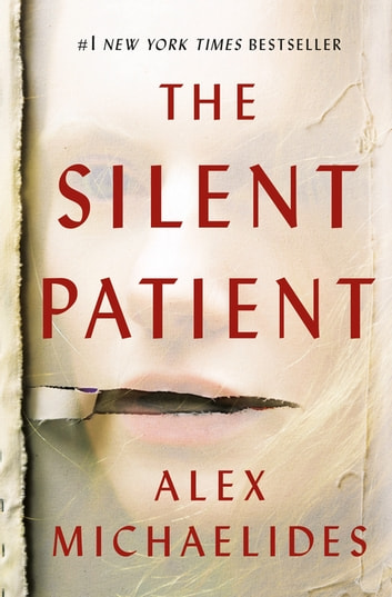The Silent Patient e-kirjat by Alex Michaelides