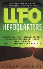 UFO Headquarters ebook by Susan Wright