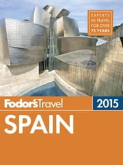 Fodor's Spain 2015 ebook by Fodor's