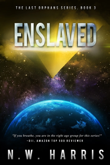 Enslaved ebook by N.W. Harris