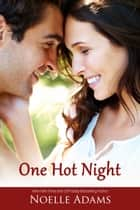 One Hot Night - One Night ebook by Noelle Adams