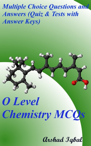 O Level Chemistry MCQs: Multiple Choice Questions and Answers (Quiz ...