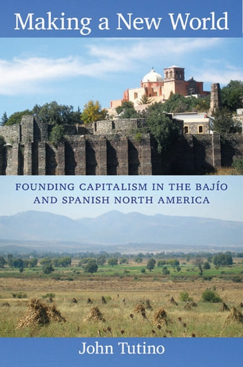 Making a New World - Founding Capitalism in the Bajío and Spanish North America ebook by John Tutino