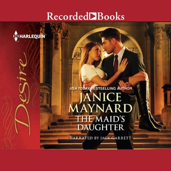 The Maid's Daughter audiobook by Janice Maynard