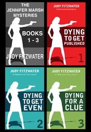 The Jennifer Marsh Mysteries Box Set Books 1-3 ebook by Judy Fitzwater