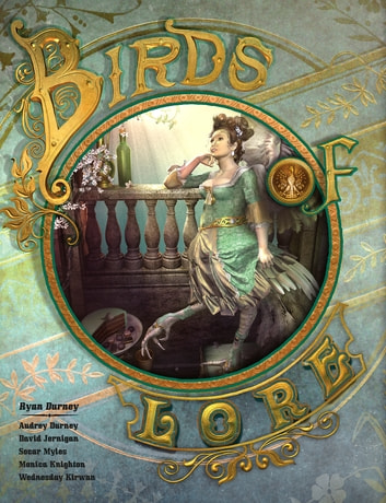 Birds of Lore ebook by Ryan Durney