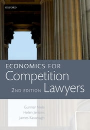 Economics for Competition Lawyers ebook by Dr Gunnar Niels,Dr Helen Jenkins,James Kavanagh
