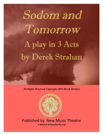 SODOM AND TOMORROW ebook by Derek Strahan