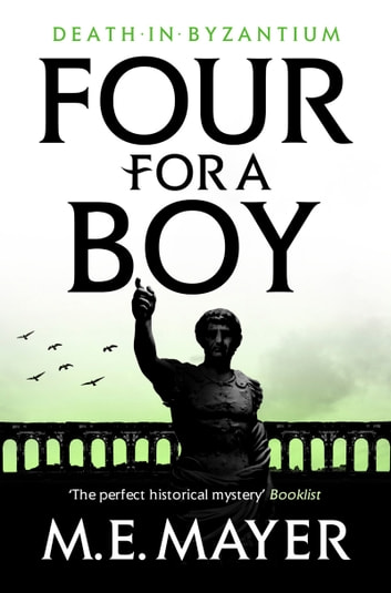Four for a Boy ebook by M.E. Mayer