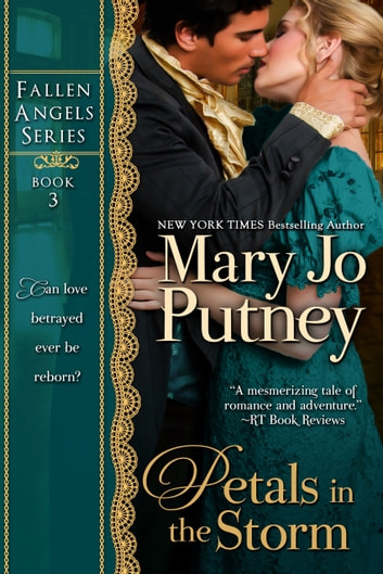 Petals In the Storm ebook by Mary Jo Putney