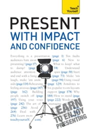 Present with Impact and Confidence: Teach Yourself ebook by Amanda Vickers,Steve Bavister