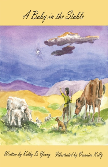 A Baby in the Stable ebook by Kathy Young