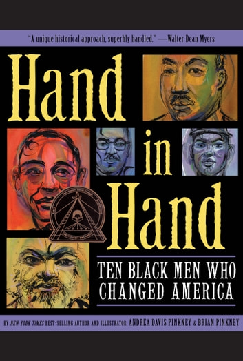 Hand in Hand - Ten Black Men Who Changed America ebook by Andrea Pinkney