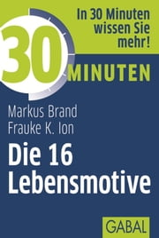 30 Minuten Die 16 Lebensmotive ebook by Frauke Ion,Markus Brand